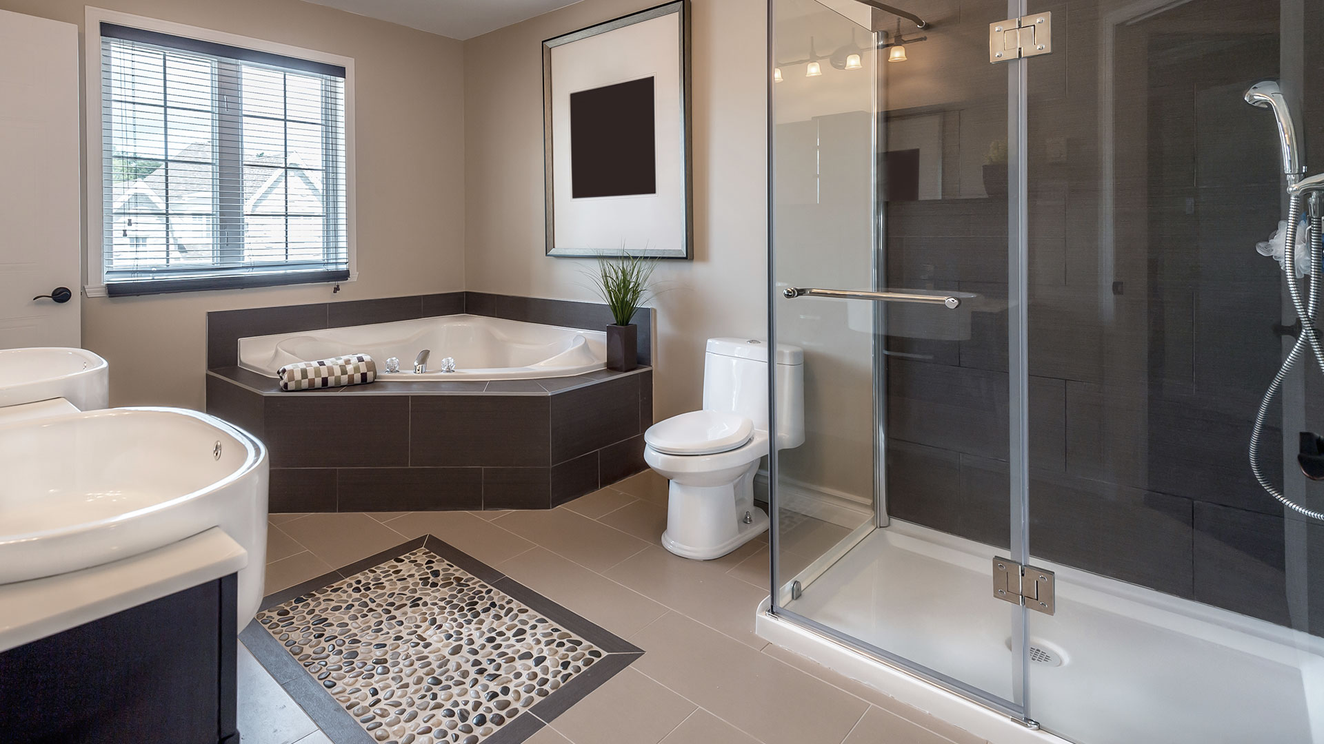 Bathroom Remodeling Rochester Hills Handyman Home Repair And - Local bathroom remodeling companies